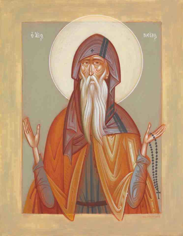 Saint Neilos the Ascetic