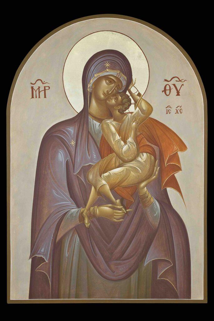Panagia ~ Theotokos
