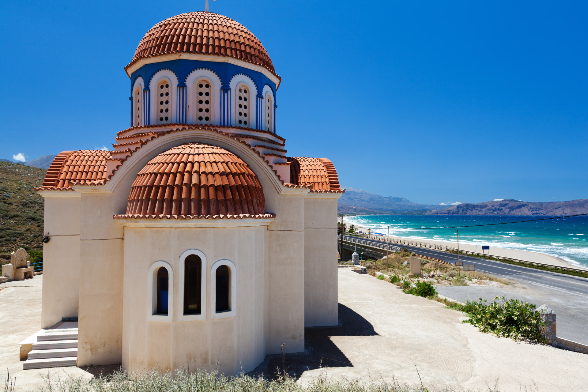 orthodox church in Crete